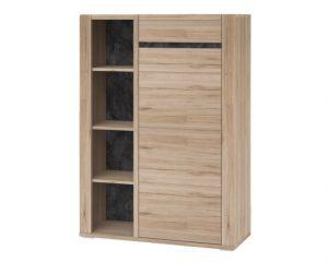 Книжный шкаф низкий Modesto 06R