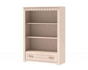 Шкаф книжный низкий TIROL 13 Vanil