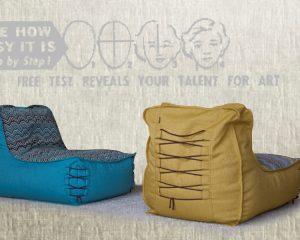 Кресло — мешок Loft