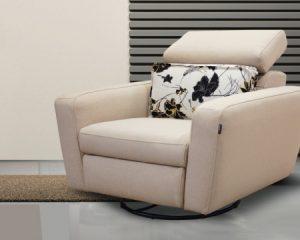 Кресло Delux с реклайнером