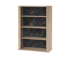 Книжный шкаф низкий Modesto 15