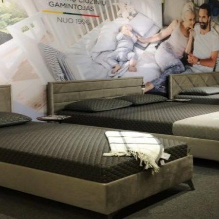 Коллекция мягких кроватей Lova New(Литва. ЕЭС)