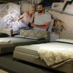 Мягкая кровать,Литва, купить в Киеве, в Украине, кровать с мягким изголовьем, классический стиль, Европейский стиль, мягкая кровать для спальной комнаты, дизайнерская кровать, Купить мягкую кровать в Киеве через интернет