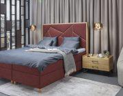 Мягкая кровать, Литва, купить в Киеве, в Украине, кровать Фортуна, классика, Европейский стиль, мягкая кровать для спальной комнаты, дизайнерская кровать, Купить мягкую кровать в Киеве через интернет