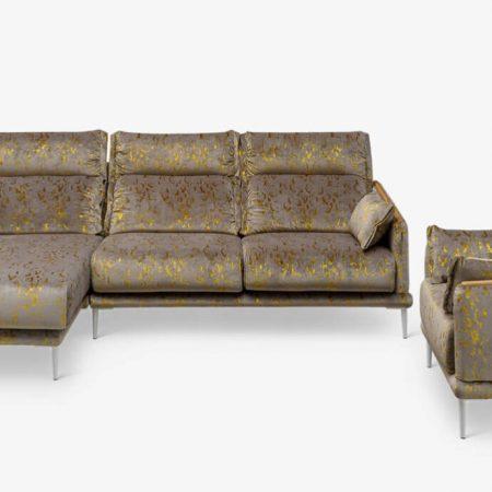Угловой диван Jazz-кресло Jazz