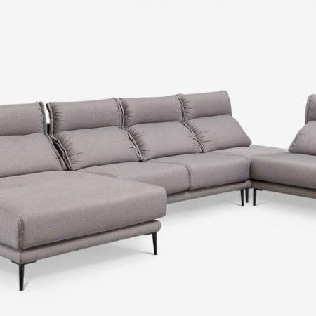 Угловой диван -Jazz-Mega