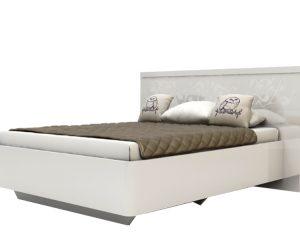 Кровать Bianca white без подъемного механизма