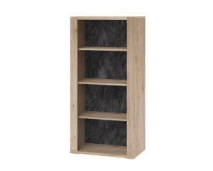 Книжный шкаф низкий Modesto 14