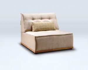 Кресло Nida без подлокотников