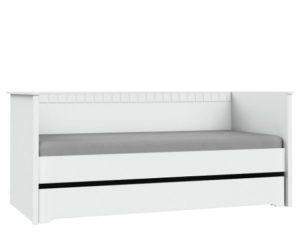 Кровать TIROL white DP90