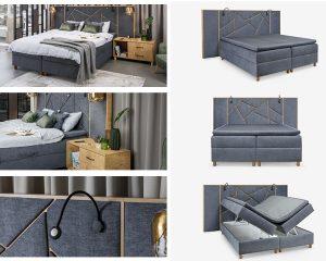 Кровать Fortuna MAX Dubai 03