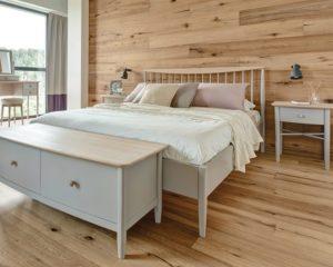 Комплект для спальни Elise truffle/frost